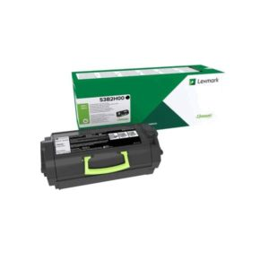 Lexmark MS817, 818 High Yield Return Programme Toner Cartridge 25K (Eredeti) 53B2H00