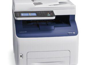 Xerox WorkCentre 6027NW Színes ADF tetős MFP