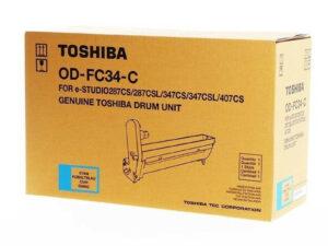 Toshiba eStudio347 drum Cyan OD-FC34C (Eredeti)
