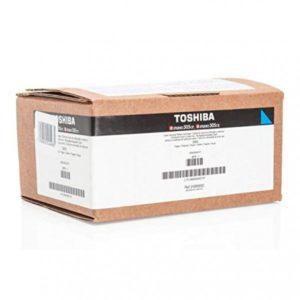 Toshiba T-FC305PC-R toner Cyan (Eredeti)