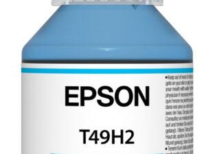 Epson T49H2 Patron Cyan 140ml (Eredeti)