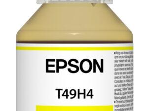 Epson T49H4 Patron Yellow 140ml (Eredeti)