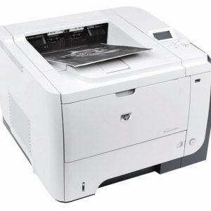 HASZNÁLT HP LASERJET P3015DN NYOMTATÓ (garancia nélkül)