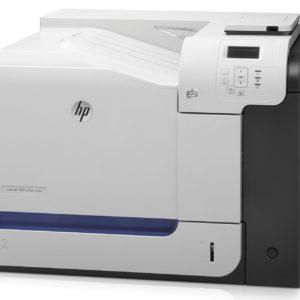HASZNÁLT HP CLJ 500 Color M551DN SZÍNES NYOMTATÓ (garancia nélkül)