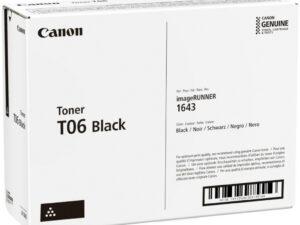 Canon iR1643 Toner /EREDETI/ T06B