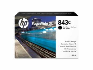 HP C1Q65A Patron Black No.843C (Eredeti)