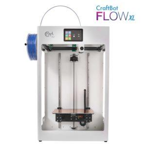 CraftBot Flow XL 3d nyomtató Fehér