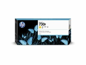 HP 1XB25A Patron Yellow 300ml No.730F (Eredeti)