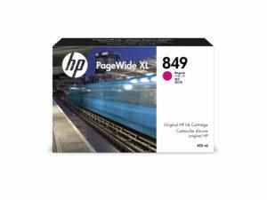 HP 1XB37A Patron Magenta No.849 (Eredeti)
