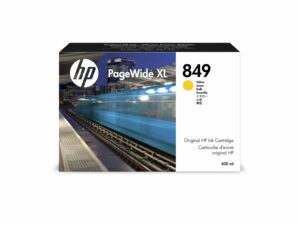 HP 1XB38A Patron Yellow No.849 (Eredeti)