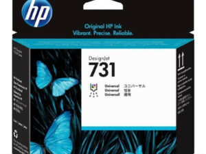 HP P2V27A Printhead Black No.731 (Eredeti)