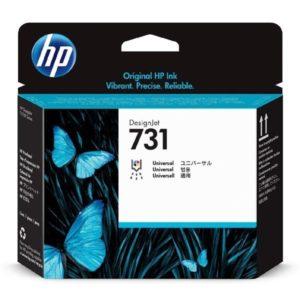 HP P2V27A Printhead Black No.731 (Eredeti)
