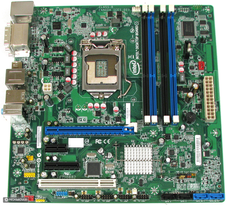 Intel alaplap