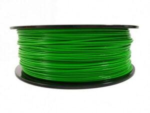 3D FILAMENT CM 1,75 mm PLA zöld 1kg 1000g