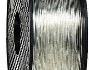 3D FILAMENT CM 1,75 mm TPU rubber gumi átlátszó 800g