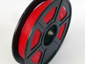 3D FILAMENT CM 1,75 mm TPU rubber gumi piros 800g