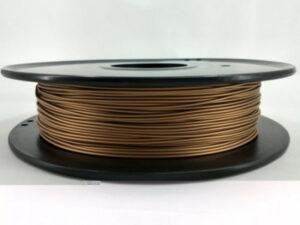 3D FILAMENT CM 1,75 mm fém piros réz 500g
