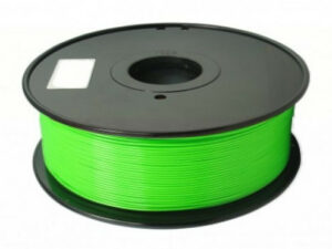 3D FILAMENT CM 1,75 mm PC FLUORES fluoreszkáló zöld 1000g 1kg