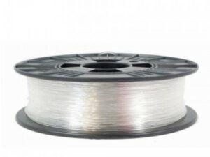 3D FILAMENT CM 1,75 mm P-GLASS üveg átlátszó 1000g 1kg