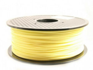 3D FILAMENT CM 1,75 mm PLA pasztell sárga 9140C 1kg 1000g