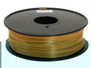 3D FILAMENT CM 1,75 mm ABS arany 1kg 1000g