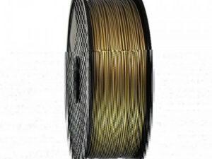 3D FILAMENT CM 1,75 mm PLA bronz 1kg 1000g