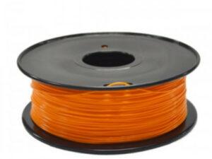 3D FILAMENT CM 1,75 mm HIPS narancssárga 1kg 1000g