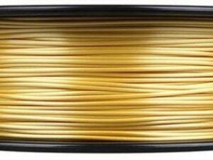 3D FILAMENT CM 1,75 mm ABS sárga arany 1kg 1000g