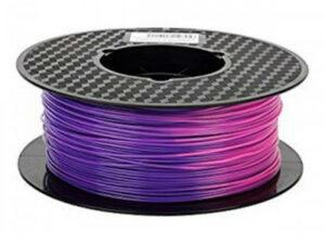 3D FILAMENT CM 1,75 mm ABS Tempshift lila - rózsaszín 1000g 1kg