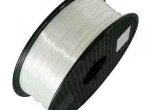 3D FILAMENT CM 1,75 mm polymer silk selyem fehér 1000g 1kg