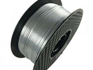 3D FILAMENT CM 1,75 mm polymer silk selyem ezüst 1000g 1kg
