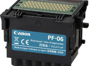 Canon PF06 printhead