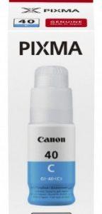 Canon GI40 Tinta Cyan /EREDETI/