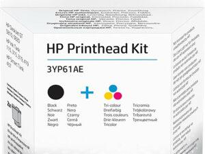 HP 3YP61AE Printhead Kit GT C/Y/M/Bk (Eredeti)