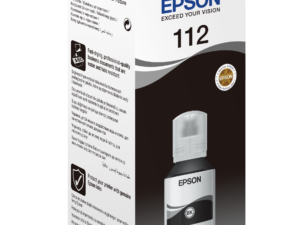 Epson T06C1 Tinta Black 127ml No.112 (Eredeti)