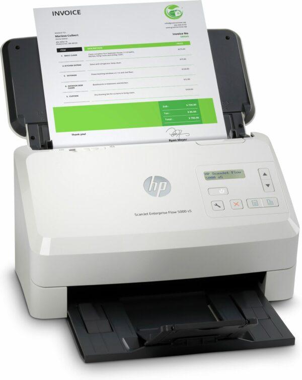 HP ScanJet Enterprise Flow 5000s6