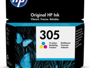 HP 3YM60AE Patron Tri-Color No.305 (Eredeti)
