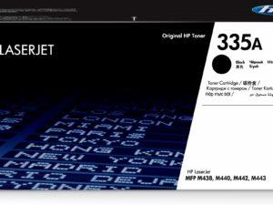 HP W1335A Toner Black 7,4k No.335A (Eredeti)