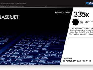 HP W1335X Toner Black 13,7k No.335X (Eredeti)