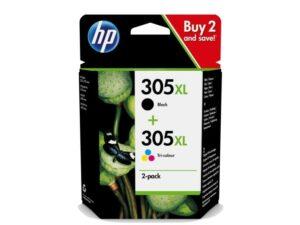 HP 6ZA94AE Patron 2Pack No.305XL (Eredeti)