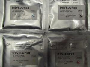 KYOCERA DV895 developer BK (For use)