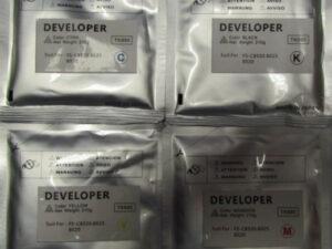KYOCERA DV895 developer Y (For use)