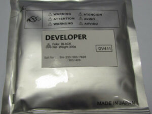 MINOLTA B223/B283 Developer /FU/ DV411 (For use)