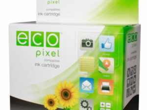 EPSON T01C1 Patron Bk ECOPIXEL (For Use)