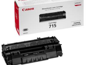 Canon CRG715 Toner 3K /EREDETI/