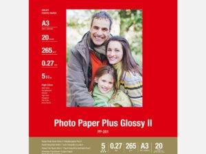 Canon A/3 PP201 20ív 260g fényes fotópapír