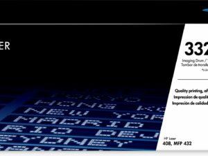 HP W1332ADobegység Black 30k No.332A (Eredeti)