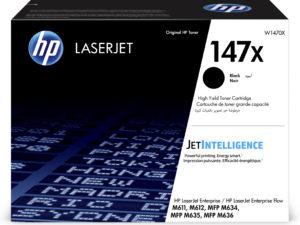 HP W1470X Toner Black 25,2k No.147A (Eredeti)