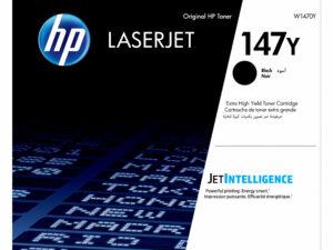 HP W1470Y Toner Black 42k No.147Y (Eredeti)