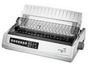 Oki ML3391 A3 Mátrix Nyomtató